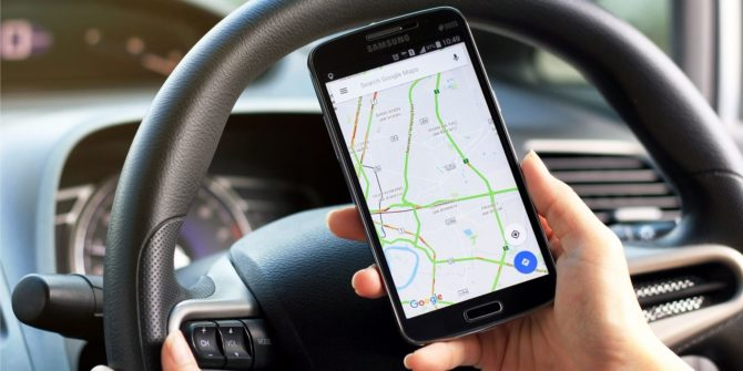 GPS and Navigation Apps for Android