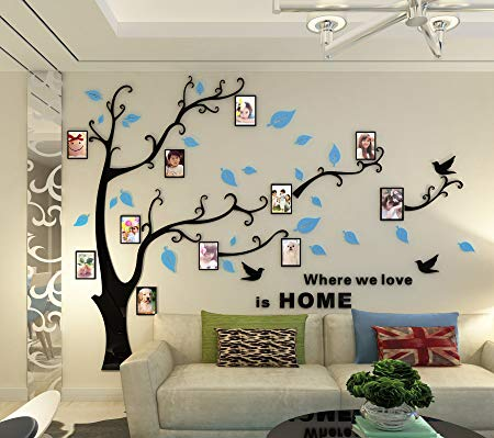 How To Install Wall Stickers