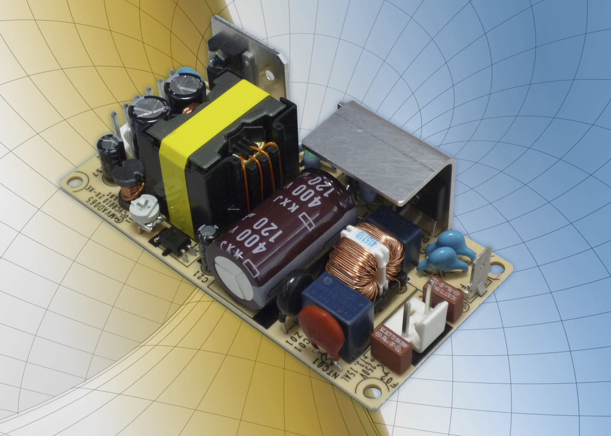 Power Supply for Medical Applications