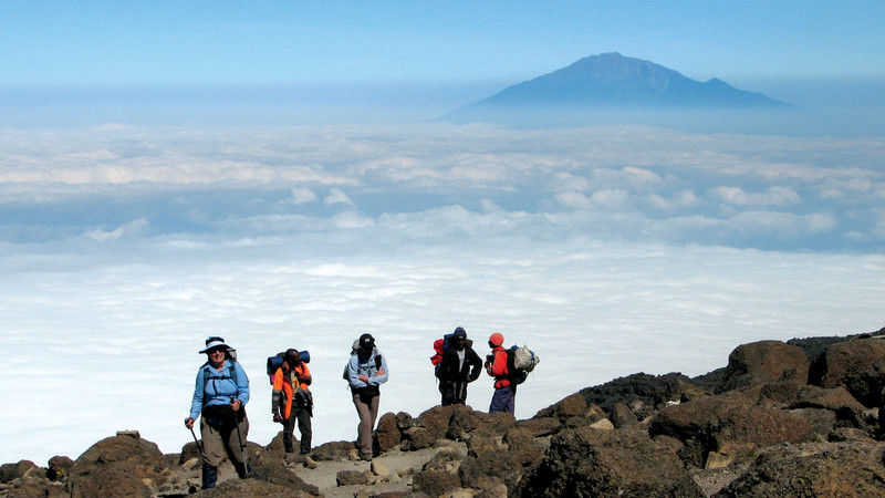 Things They Don't Tell You About Climbing Kilimanjaro