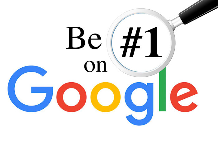 get page 1 rank on Google