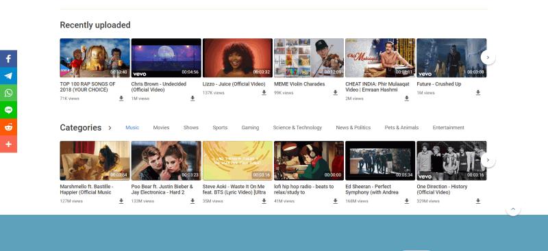 A Top Internet 4K Video Online Downloader