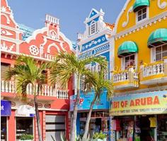An Exotic Escape In Aruba