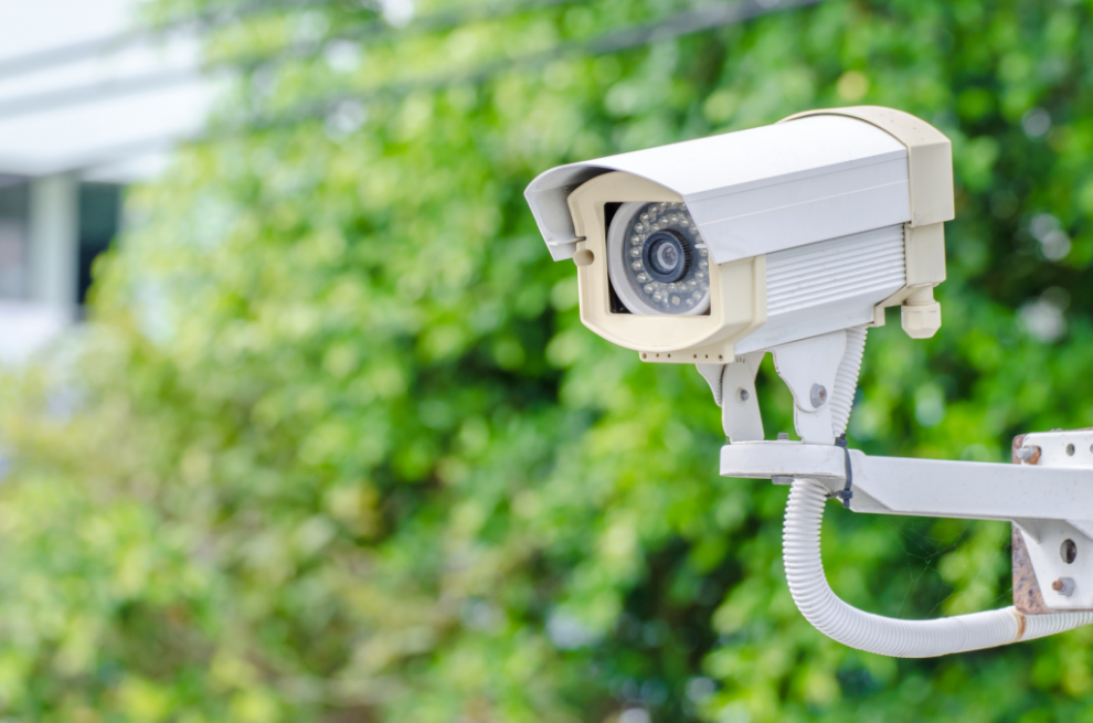 Installing a Samsung CCTV