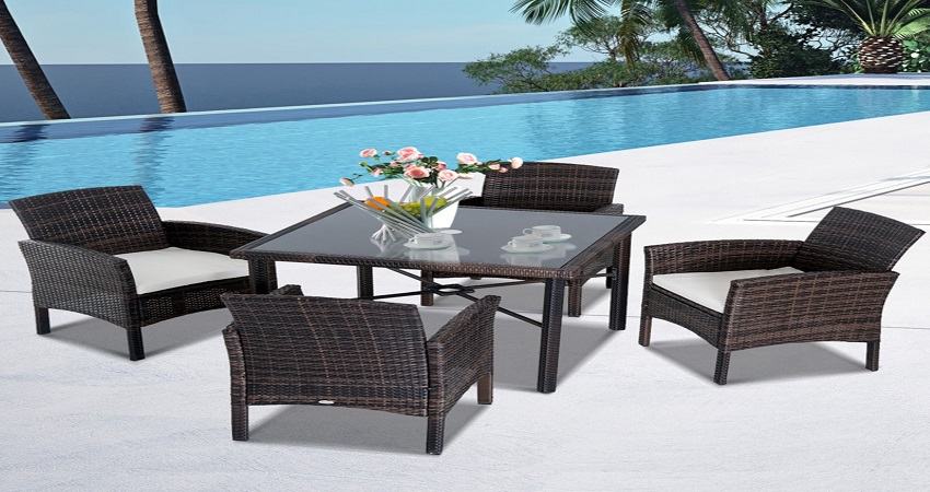 Outsunny Patio Dining Sets