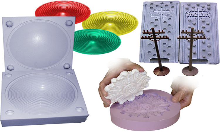 Technology Used To Create Silicone Molds