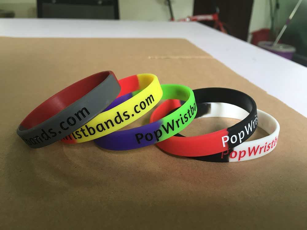 Use Personalized Wristbands To Support Your Cause