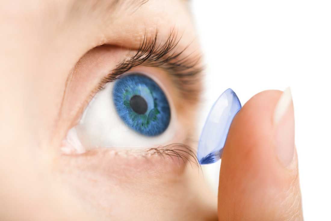 5 Contact Lenses Technologies In 2019