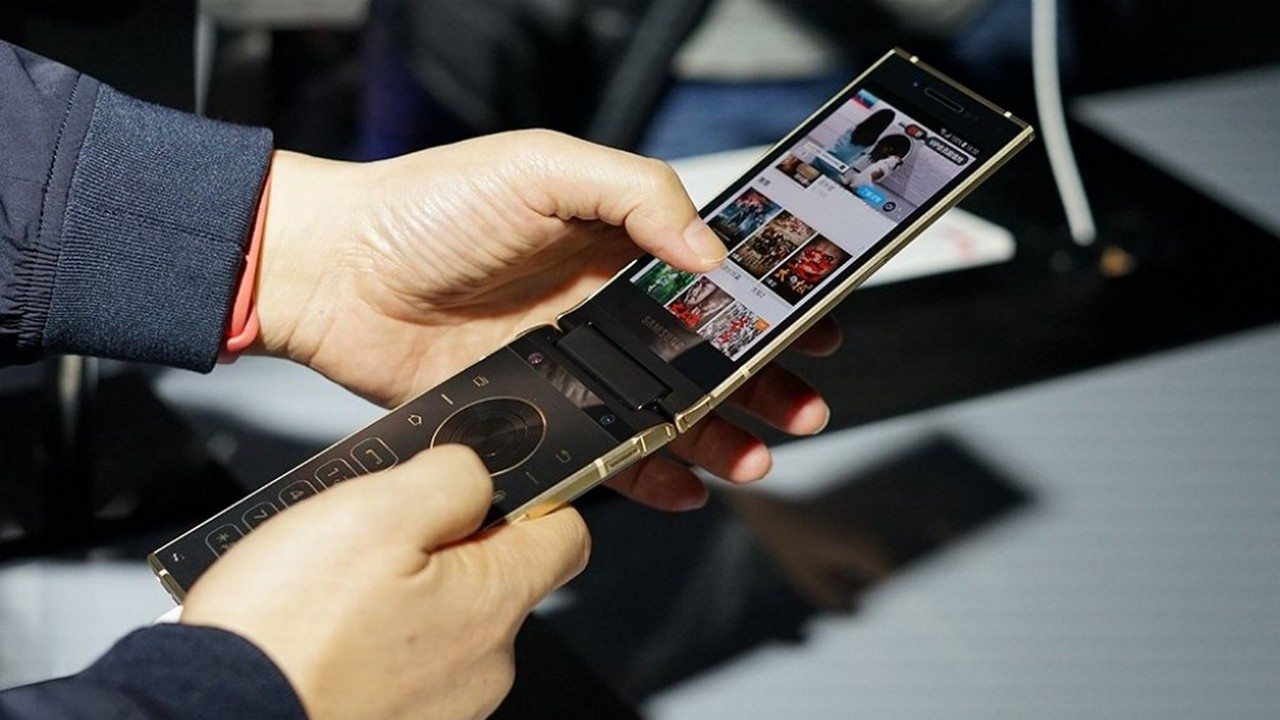 Flip Mobile Phones For Seniors