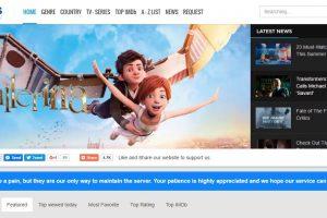 Online Movie Website