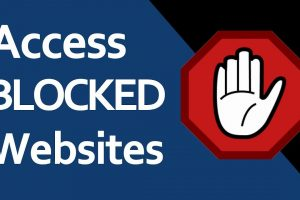 Tricks To Access Blocked Websites