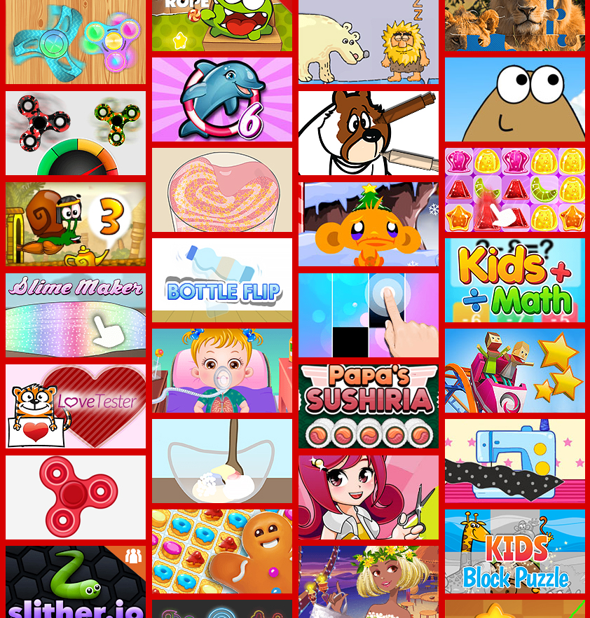 Play Online Family Games