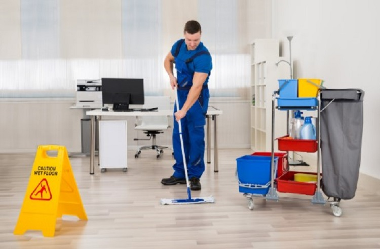 5 Tips For Selecting The Best Commercial Cleaning Company