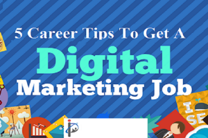 5 Tips To Secure Career In Digital Marketing