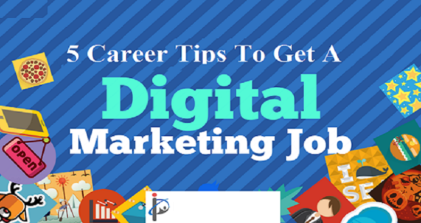 5 Tips To Secure Career In Digital Marketing