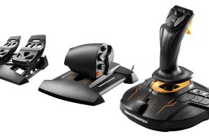 Best Joystick for Elite Dangerous with Ergonomic