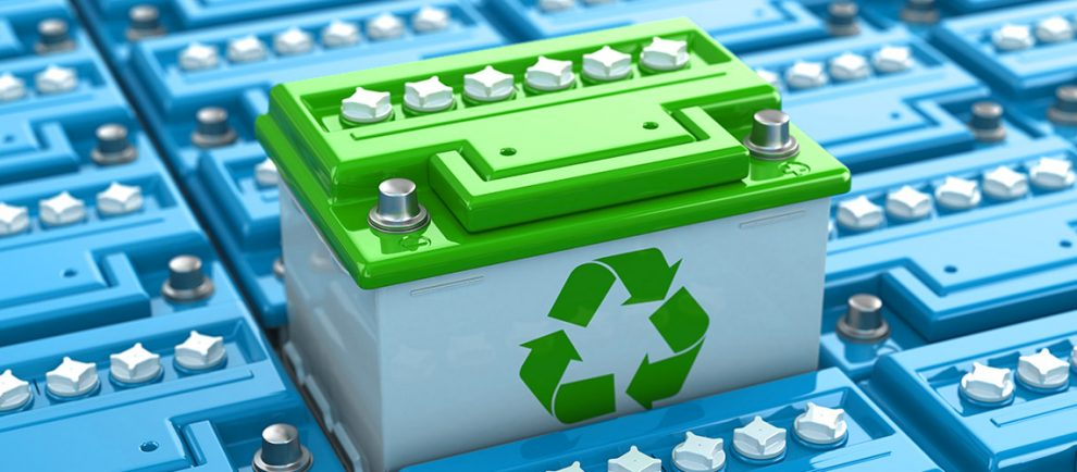 Can Car Batteries Be Recycled