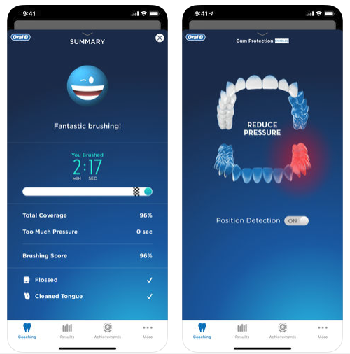 How Electric Toothbrush Technology And Smartphone Apps Combat Gum Disease
