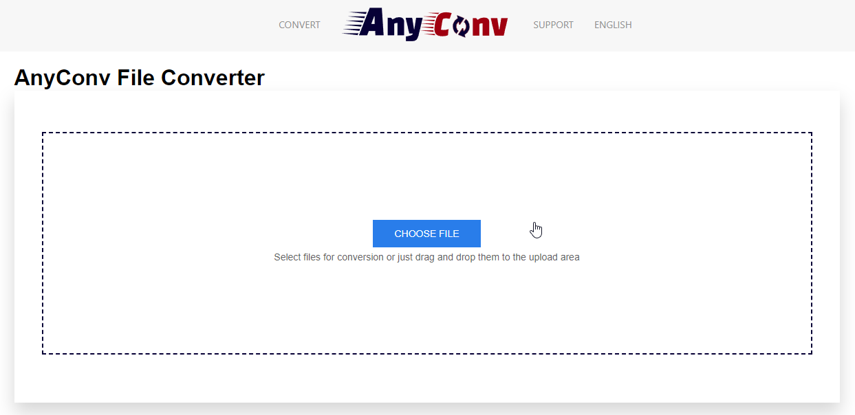 How To Convert RTF To PDF With Anyconv