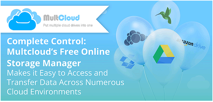MultCloud—The Best Clout To Cloud Management Tool