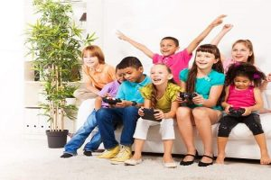 Playing Video Games Is Safe Or Not For Children's