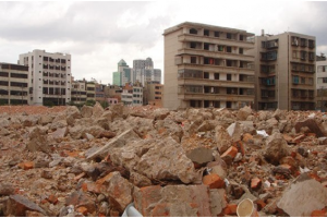 The Harm Caused By Construction Waste