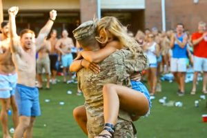 When Soldiers Come Home