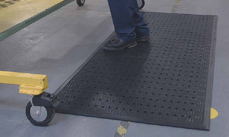 Create Your Brand Identity With Customized Logo Floor Mats