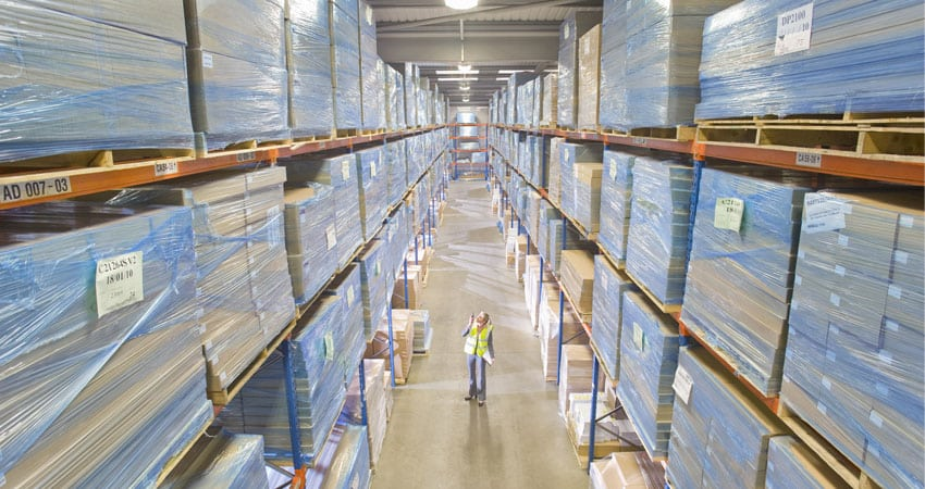 Enhance the Security of Warehouse