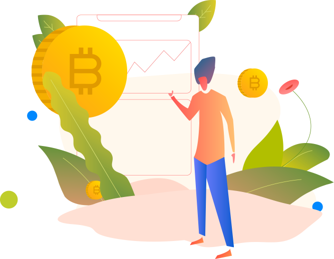 The Best Bitcoin & Cryptocurrency Landing Page