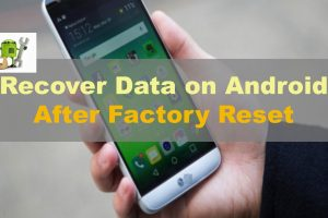 Two Ways To Recover iPhone Data After Factory Reset