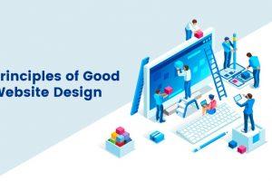 3 Principles For Creating A Good Website Design
