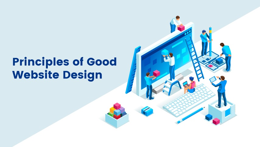 3 Principles For Creating A Good Website Design