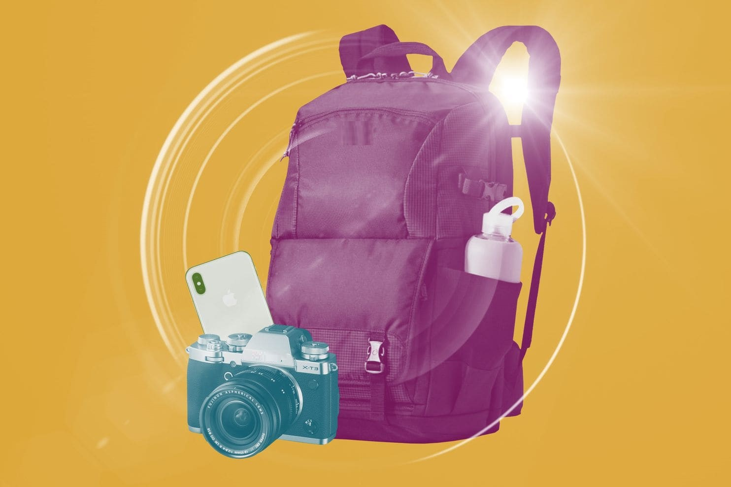Advantages Of Having Travel Camera For Your Trip