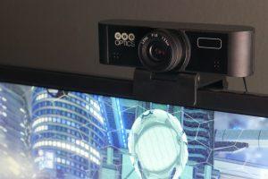 PTZOptics new Webcam - IP Video or USB Connectivity