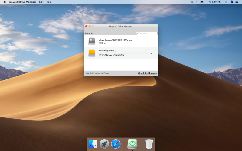 iBoysoft Drive Manager: Best File Management Tool For Mac