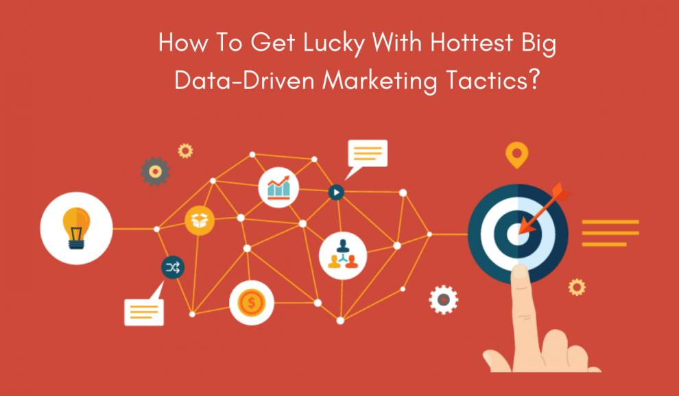 Big Data-Driven Marketing Tactics