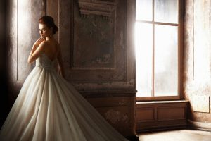 Formal wedding dress style