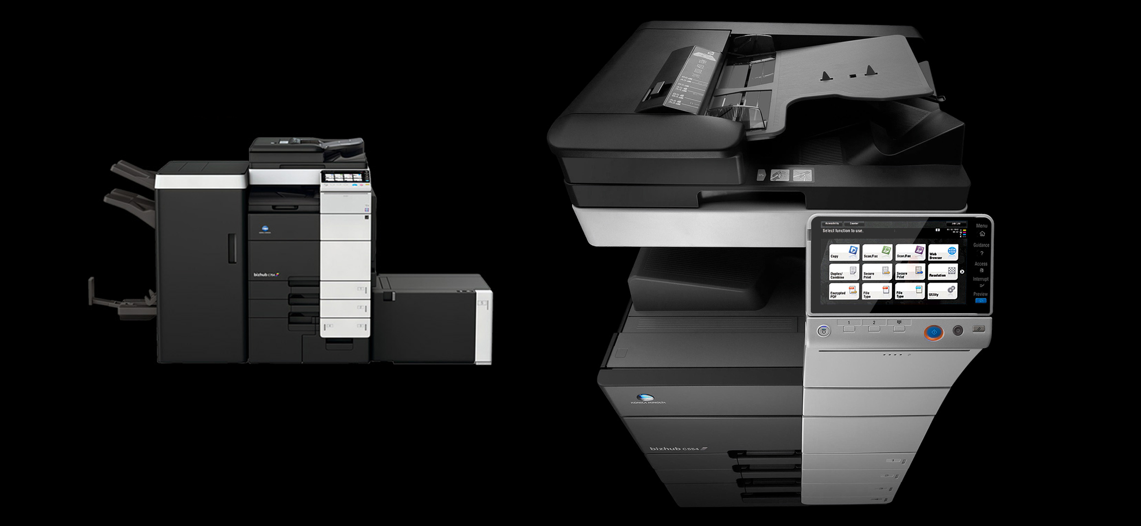 Konica Minolta Photocopiers- Catering To All Your Printing Needs