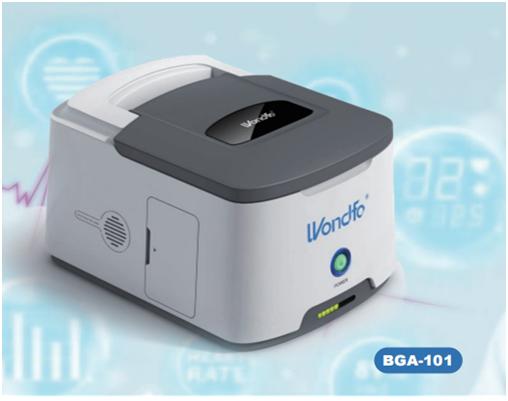 New to blood gas analyzer