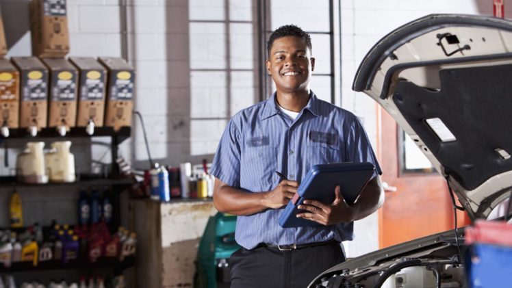 Auto Repair Shop Management Software