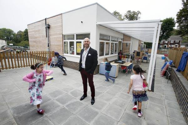 Buildings for Extra Pupils