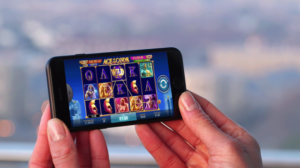 Mobile Slots Technology