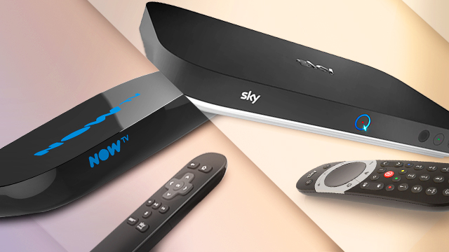 Sky vs NOW TV