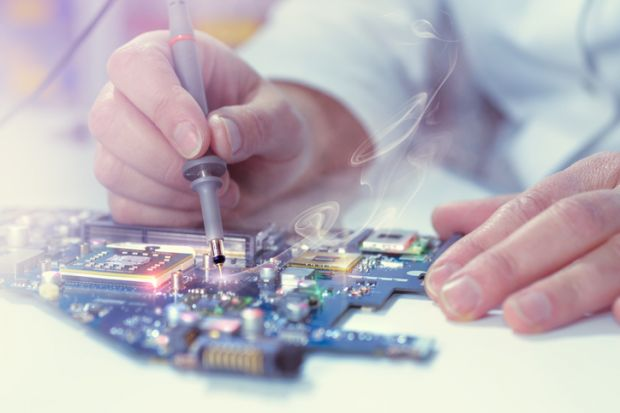 Types of Electronic Manufacturing Companies