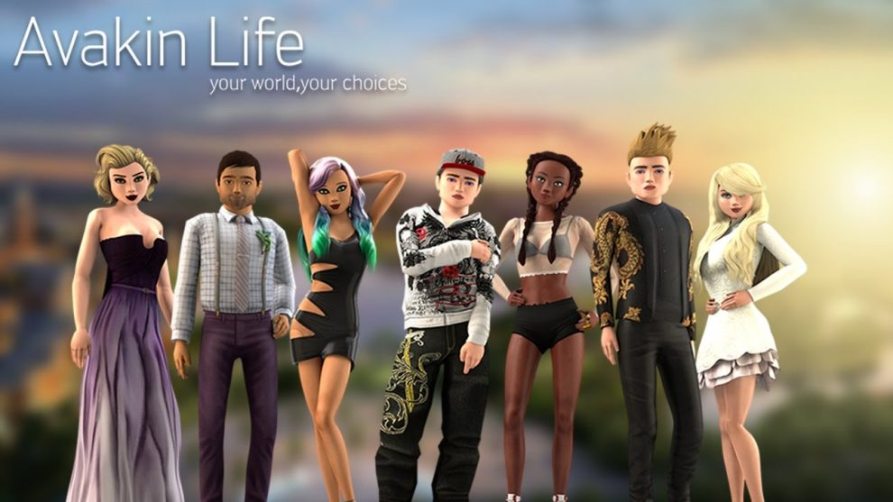 Avakin Life 3D Virtual World