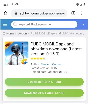 How to install APK with OBB files