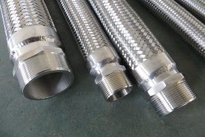 The History Of Flexible Metal Hoses