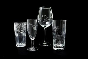 Choosing A Laser Machine To Engrave Glass Products