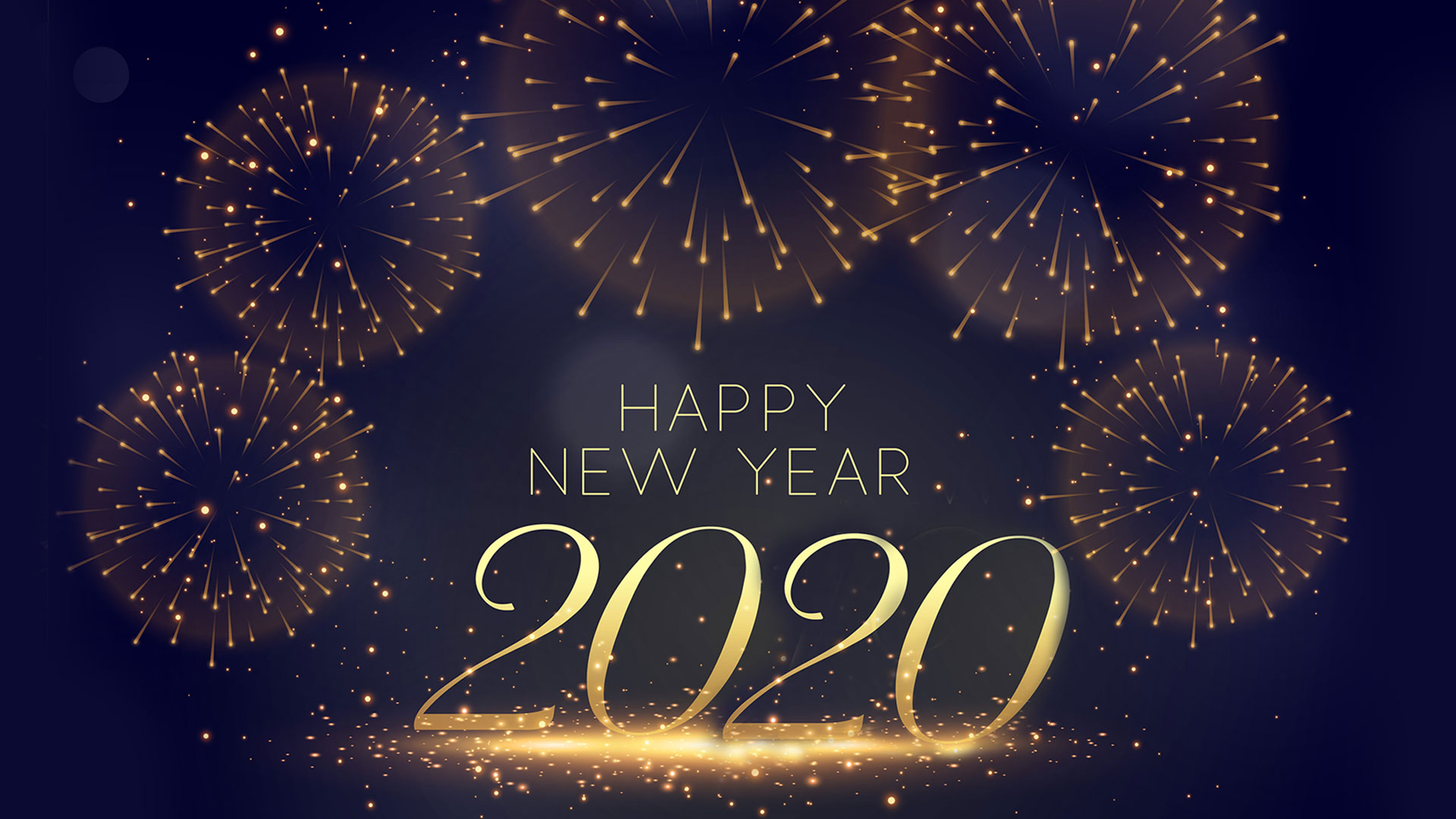 2020 Happy New Year Hd Wallpapers Images Free Download